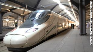 For the first time, high-speed rail available during Hajj pilgrimage