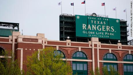 The Texas Rangers banned a fan after a Hispanic family said he harassed them at a game