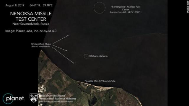 , A deadly mishap in Russia's Far North, and a nuclear mystery lingers