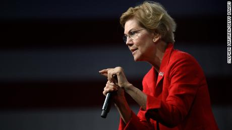 Inside Elizabeth Warren's courtship of Native American leaders