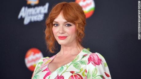 """Christina Hendricks attends the premiere of Disney and Pixar's """"Toy Story 4"""" on June 11, 2019 in Los Angeles, California."""