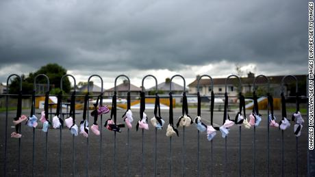 For decades, Ireland's mother and baby homes were shrouded in secrecy. Some say the veil still hasn't lifted