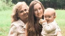 Bivens' mother-in-law, wife and son were killed in a southern Virginia town last August.