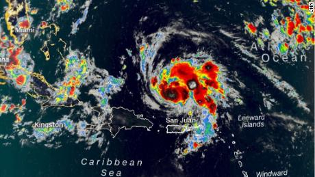 Hurricane Dorian is getting stronger and could hit the US as a Category 3