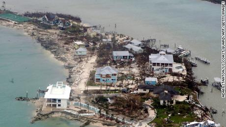 This is the Bahamas. This is what Hurricane Dorian did to it