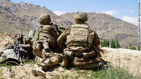 US intelligence indicates Iran paid bounties to Taliban for targeting American troops in Afghanistan