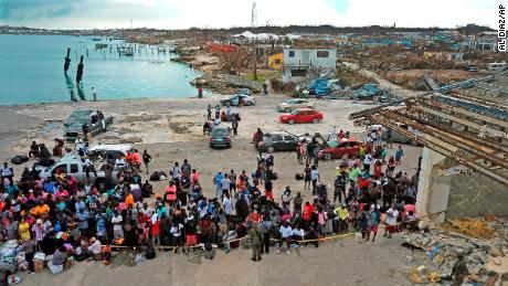 3,900 evacuees from the Bahamas have come to south Florida