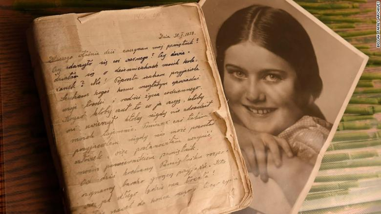 Renia Spiegel was born in 1924 and was shot by the Nazis in 1942 aged 18 after being discovered in hiding. Her diary, which is being published for the first time, is a snapshot of her life aged 14-18.