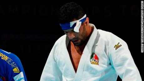 Iran Judo Federation suspends & # 39;  Inappropriate & # 39;  After being banned for ordering withdrawal of the fighter