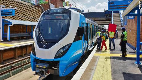 The railway company that rebuilds South Africa's commuter fleet
