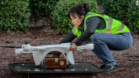 CVS to test drone delivery for your medications