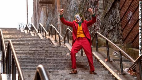 Joaquin Phoenix in & # 39; Joker. & # 39;