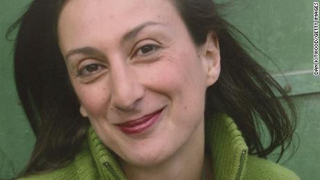 Caruana Galizia's death sparked a political crisis in Malta.