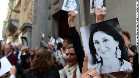 Why murdered Maltese journalist Daphne Caruana Galizia returned to the news