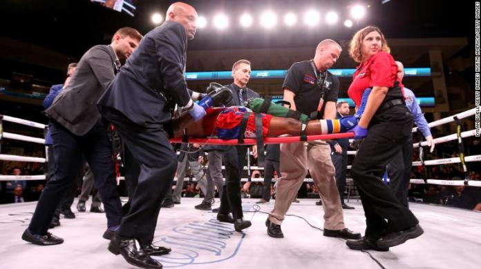 Image result for Boxer Dies After Being Knocked Out By Opponent