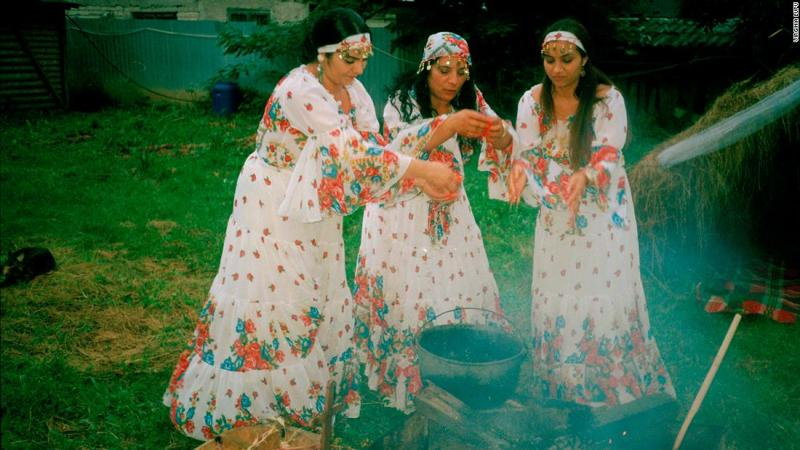 Photographer explores rituals and traditions of Romania's modern witches