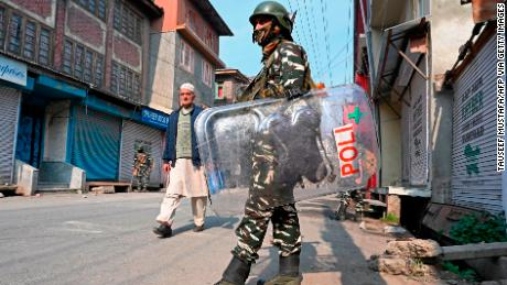 India downgrades Kashmir's status and takes greater control over contested region