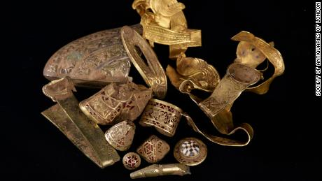New research will shed light on the largest Anglo-Saxon treasure hoard