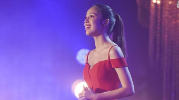 """Olivia Rodrigo em """"High School Musical: The Musical: The Series"""""""