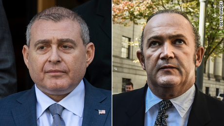 Additional charges likely against Giuliani associates
