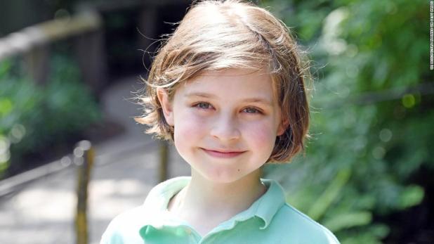 Criança Prodígio de 9 anos entra para Universidade