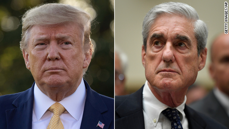 READ: Mueller report issued with fewer redactions released on eve of election