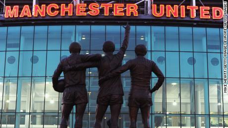 Il Manchester United's indebitamento netto è aumentato di quasi $181 milioni di euro.