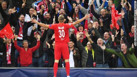 Marcia ha supervisionato lo sviluppo di norvegese Erling Braut Håland. Il 19-year-old Red Bull Salisburgo attaccante ha la Champions League, ha segnato sette gol in quattro partite.