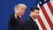 Trump says China trade deal will be signed in January