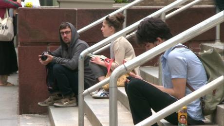 Coronavirus presents millennials with a generational moment