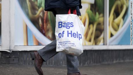 1.5 billion bags for life increase the growth of plastic waste in the UK