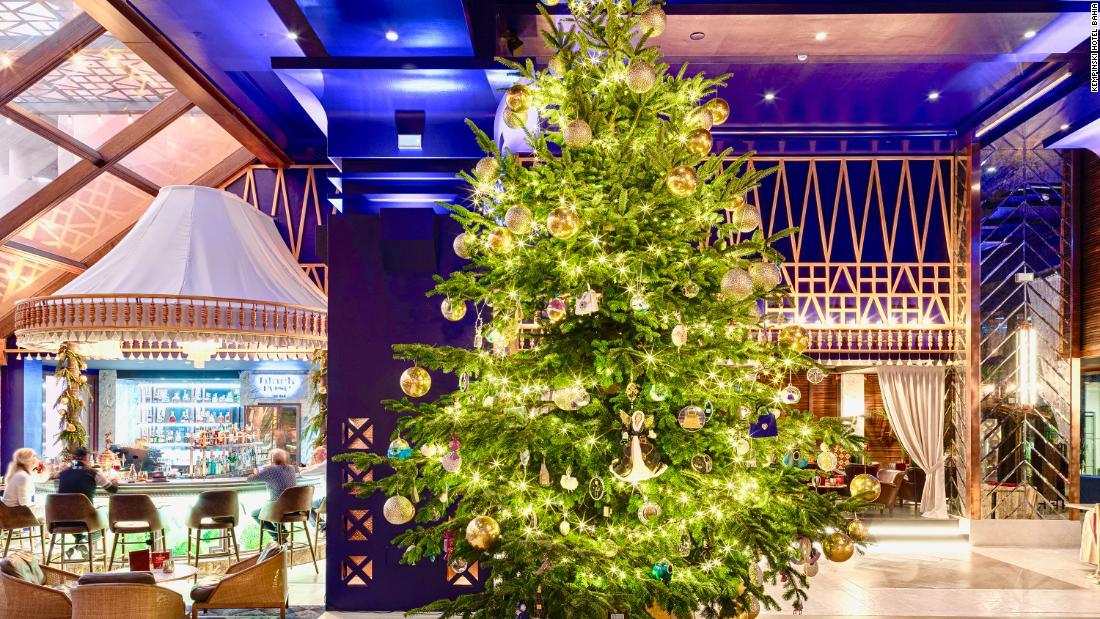 This Christmas Tree Is Worth 15Milion USD