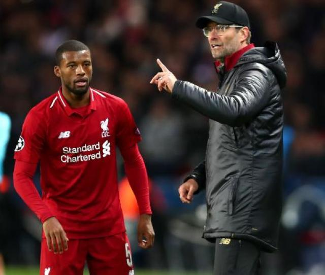 Liverpool Fc Stars Absent From Fa Cup Match As Youngsters Step In