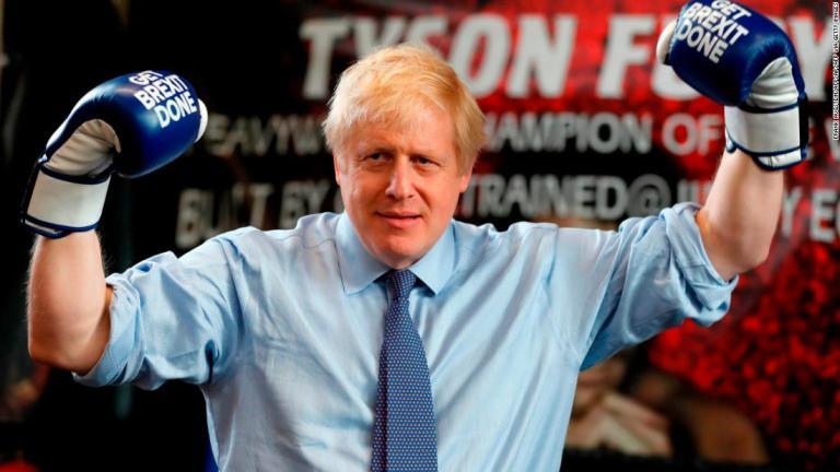Watch Analysis: Boris Johnson thinks he doesn't need business. It's a huge gamble – CNN Business News