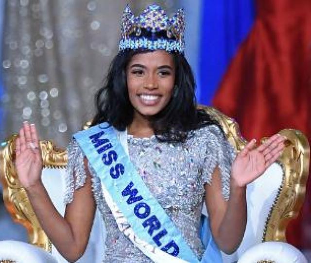 Miss World  Jamaicas Toni Ann Singh Takes The Crown Cnn