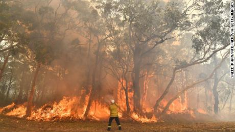 Australia suffocates on its hottest day across the country as forest fires rise, and temperatures are likely to rise even more