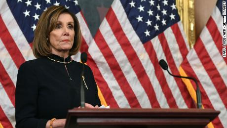 Pelosi is going to hit posting articles on impeachment