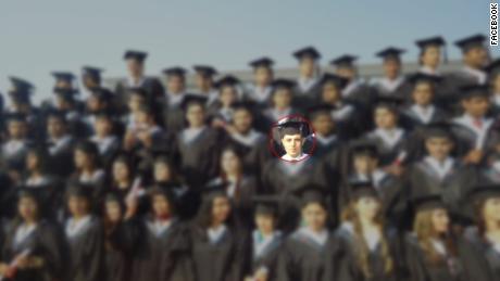 Sayed Mirwais Rohani graduated from Taishan Medical University in late 2012.