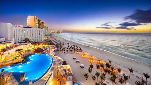 Le Blanc Spa Resort Cancun in Cancun, Mexico