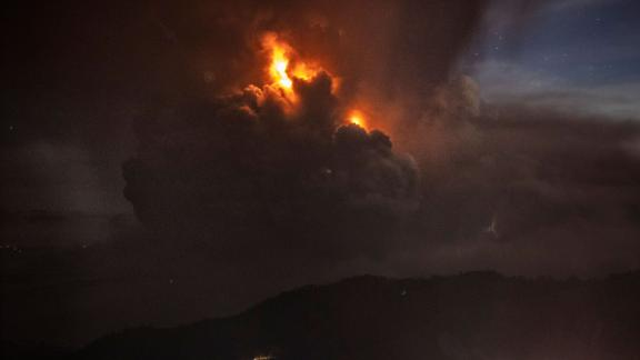 Image result for Philippines Volcano Could Erupt Again in Hours or Days, Threatening a Million People