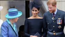 Meghan did not mark in real crisis talks with Queen, says the source