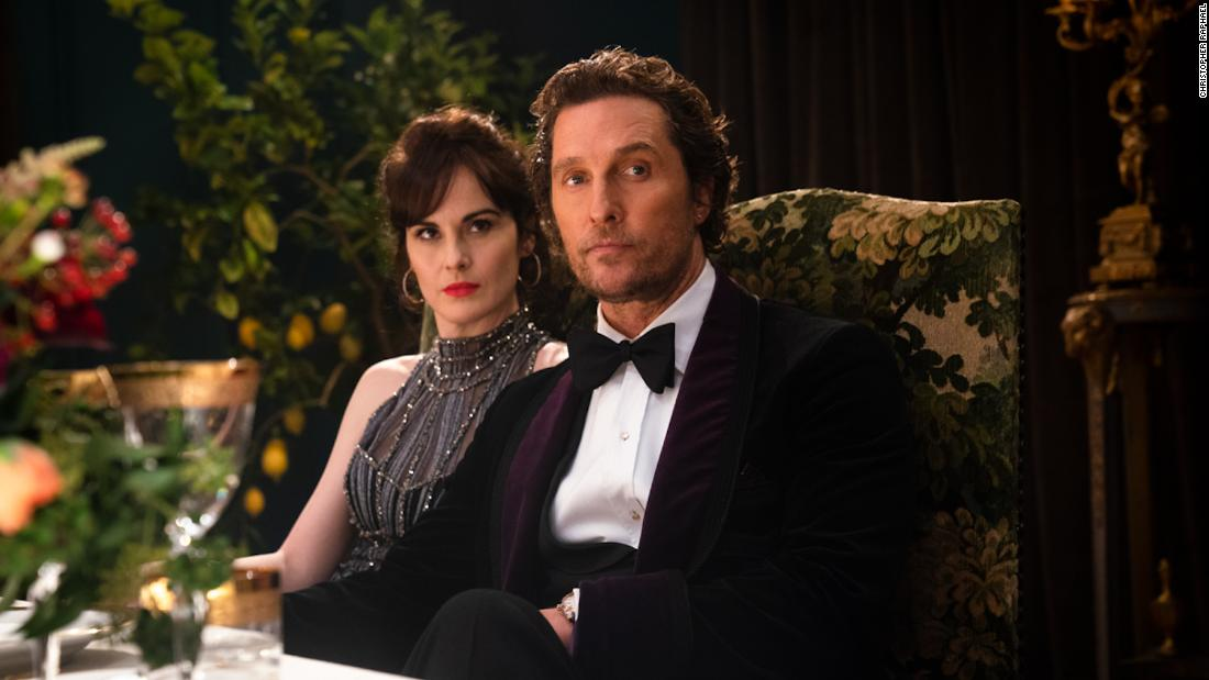 Photo of The Gents assessment: Matthew McConaughey and Hugh Grant star in director Man Ritchie's returning crime comedy