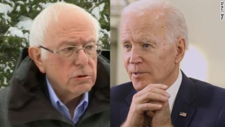 Sanders apologizes to Biden for supporter's op-ed accusing him of a 'big corruption problem'