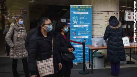& # 39; There is no doubt: the main American doctor for infectious diseases says that Wuhan's coronavirus can spread even when people have no symptoms