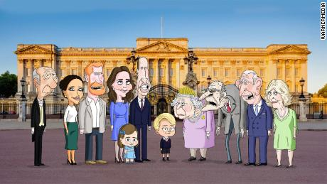 """""""the prince""""  is a satirical comedy, told from the fictional point of view of 8-year-old Prince George."""