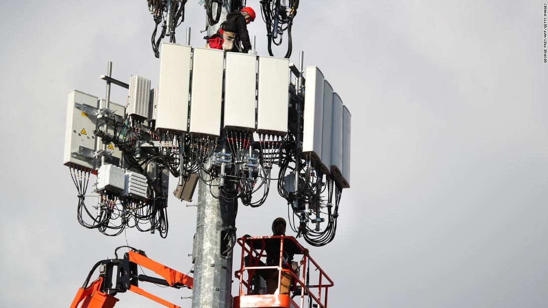 Photo of America can't afford to lose to China within the 5G sport (opinion)