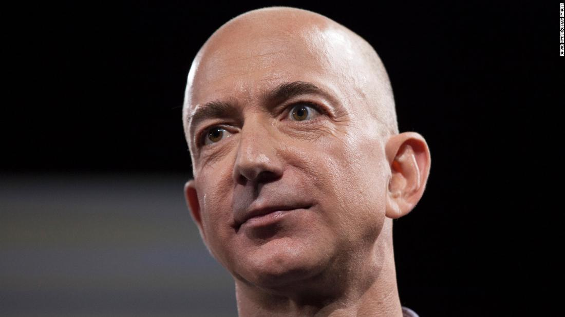 Photo of Jeff Bezos added another billion to his fortune last week