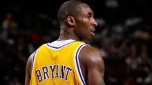 Kobe Bryant, fiery NBA superstar and future Hall of Famer, is dead at 41