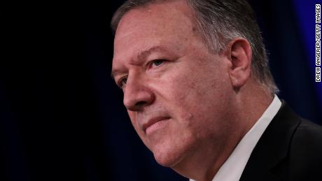 Pompeo condemns China's treatment of Uyghurs after Bolton claims Trump approved