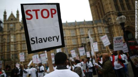 There are thousands of Britons in modern slavery - and in London it is getting worse